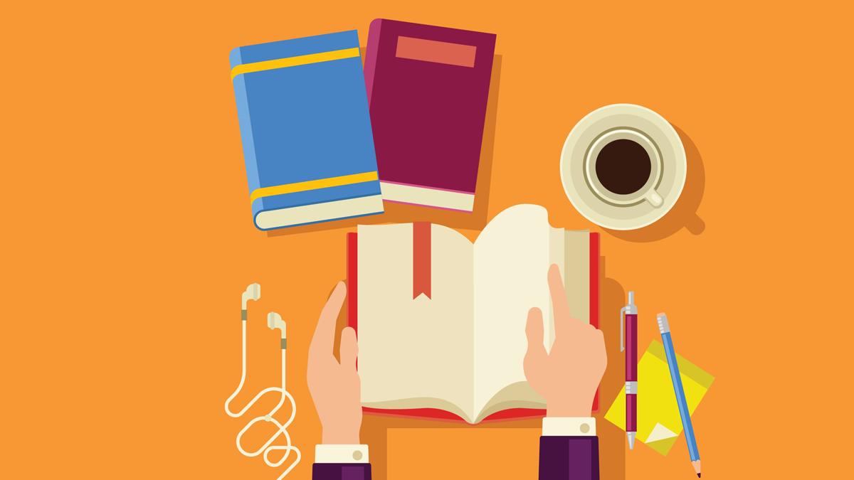 SAMKin opiskelija käy kirjastossa lähes 50 kertaa vuodessa